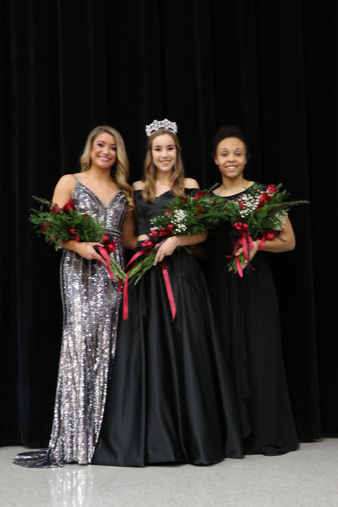 Winter Homecoming Queen Crowned