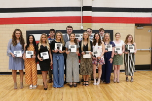 2019 Honors Banquet