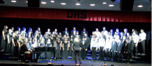 DHS Choir Fall Concert