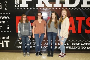 DHS Art accepted to Exhibit